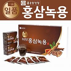 [종근당건강]일품 6년근 홍삼녹용70ml 30포
