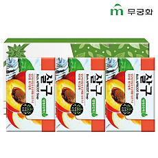 (종이케이스)무궁화 자연미인비누3P