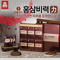 [정관장]홍삼 비력50ml x 30포