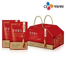 [CJ제일제당] 한뿌리 홍삼골드 10입(손잡이有)